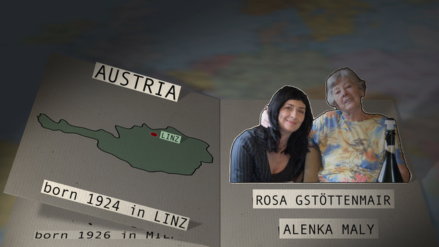 Alenka and Grandma Rosa (AT)