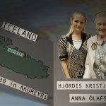 """Anna and Grandma Hjördis - """"Dísa"""" (ISL)"""